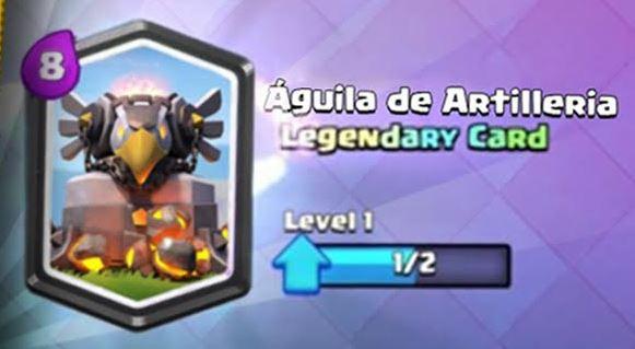 Nueva legendaria clash royale